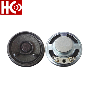 1.5 inch 8ohm 1watt small round toy speaker