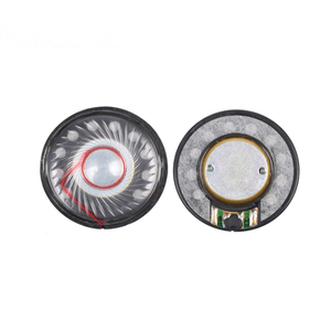 2 inch 50mm 38 ohm 30 mwatt headphone speaker