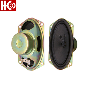 77mmx128mm 813 full range audio speaker
