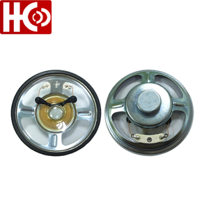 77mm 8ohm 2w neodymium magnet speaker parts