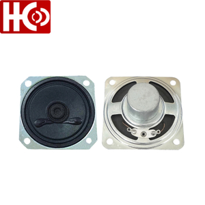 50mm 8ohm 3w mini round speaker