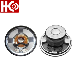 2.5 inch 4ohm 5w waterproof loud speaker