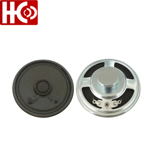 57 mm 8 ohm 2 watt raw speaker unit