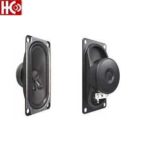 50mm*110mm 5W Rectangular Television Speaker