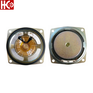 2.5 inch 8ohm 5w IP65 waterproof speaker