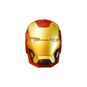 Multifunction Toy Iron Man Wireless Bass Speakers