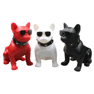 Mini Cute Cartoon Design Dog Speaker