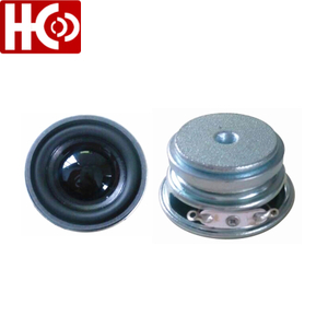 40mm 5 watt 4 ohm bluetooth speaker