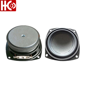 3 inch 4ohm 25w professional audio speaker