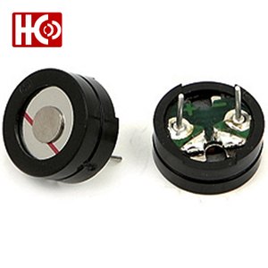 12*5.5mm 1.5v 3v alarm transducer magnetic buzzer