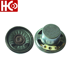 40mm micro speaker components