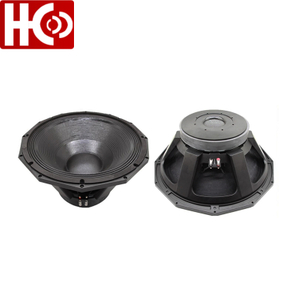 21 inch 8ohm 5000w stage bass speaker