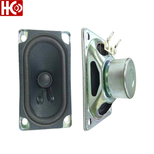 50x90mm 8ohm 5w audio speaker