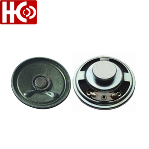 50mm 4ohm 2w micro raw speaker