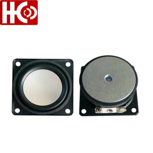 52mm 8ohm 10w 2 inch PA mini woofer speaker