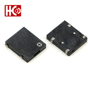 10*8.5*2mm 3V 3.6V 80db smd magnetic transducer