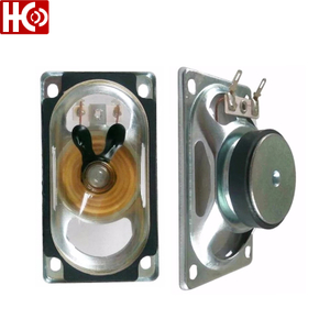 50x90mm 8 ohm 5w TV speaker